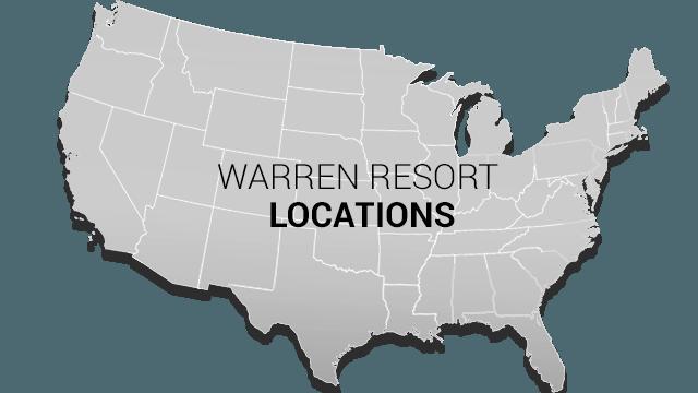 map warren resort